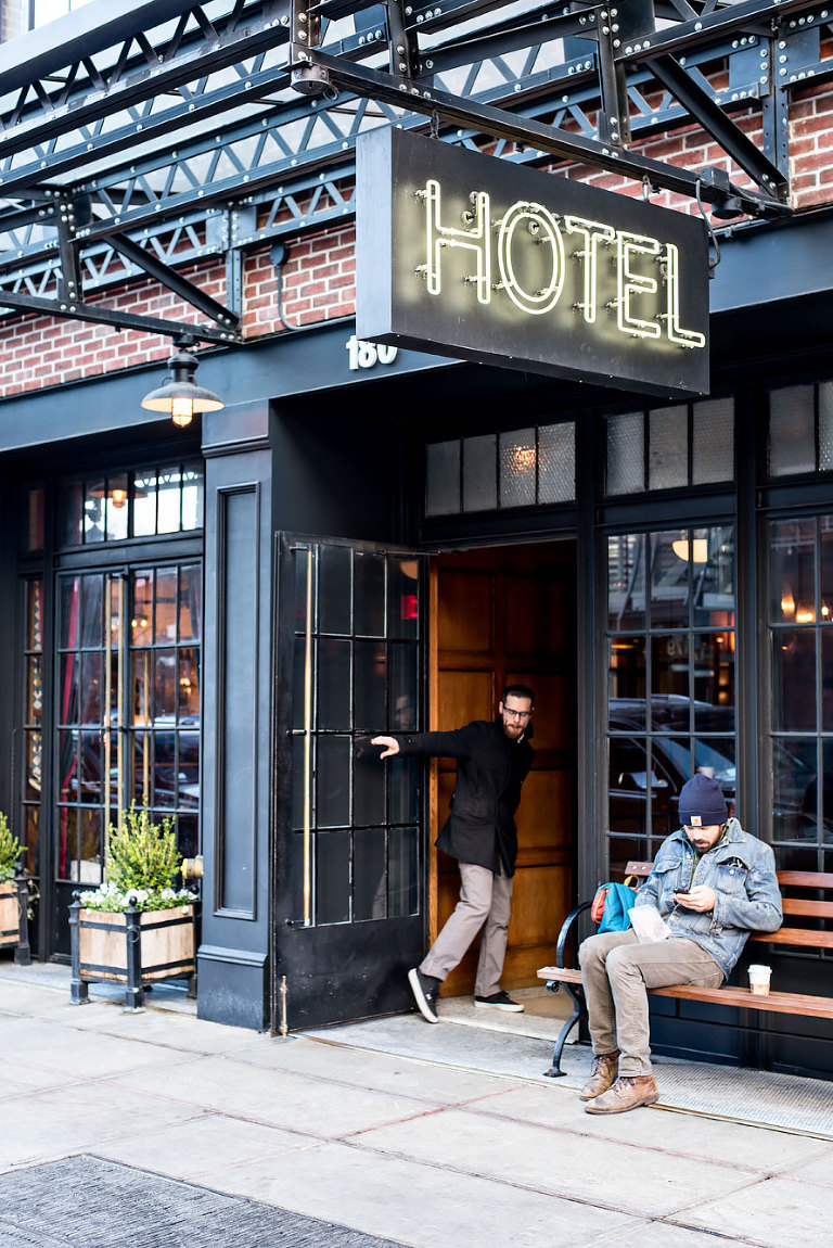 New York Hotels Near Brooklyn