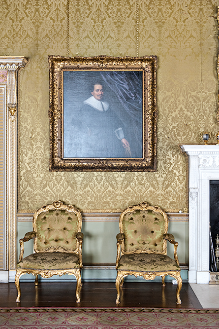 Step into 18th century London at Osterley Park