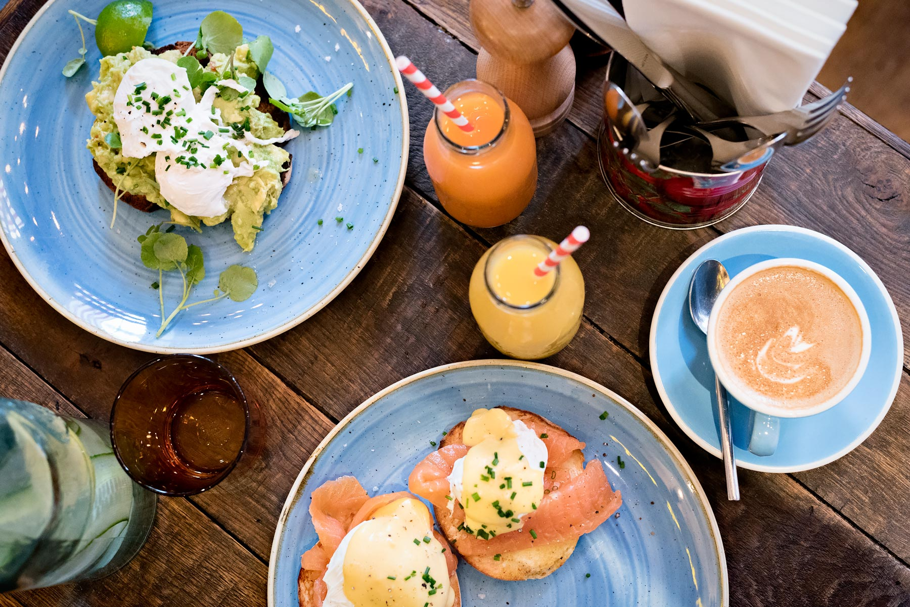 The Cambridge Street Kitchen | Amazing Place For Brunch In Pimlico, London