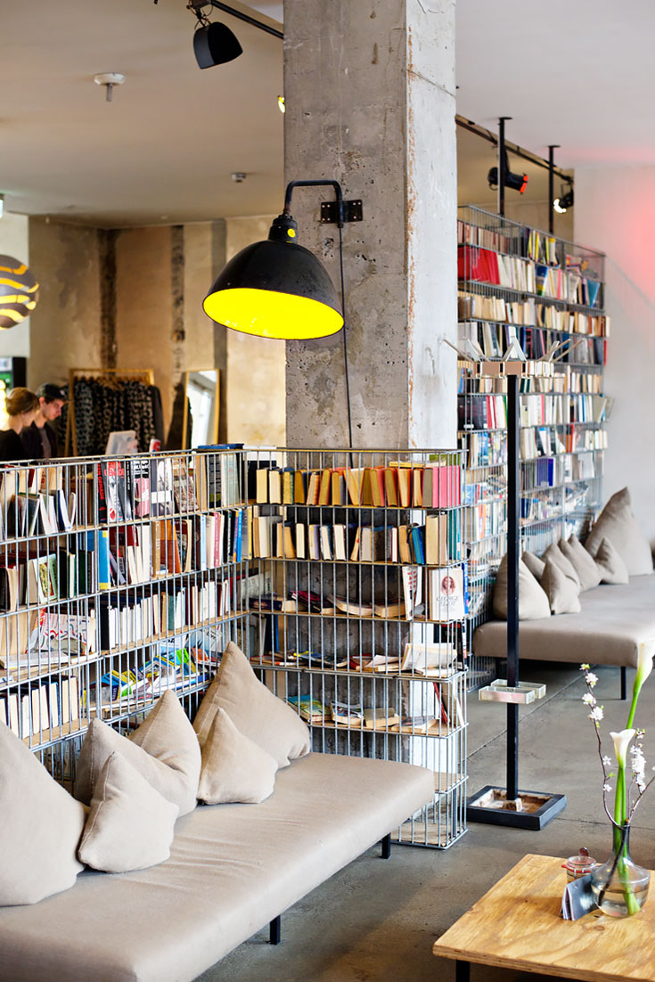 Review michelberger hotel the bloggers band urban pixxels for Berlino design hotel