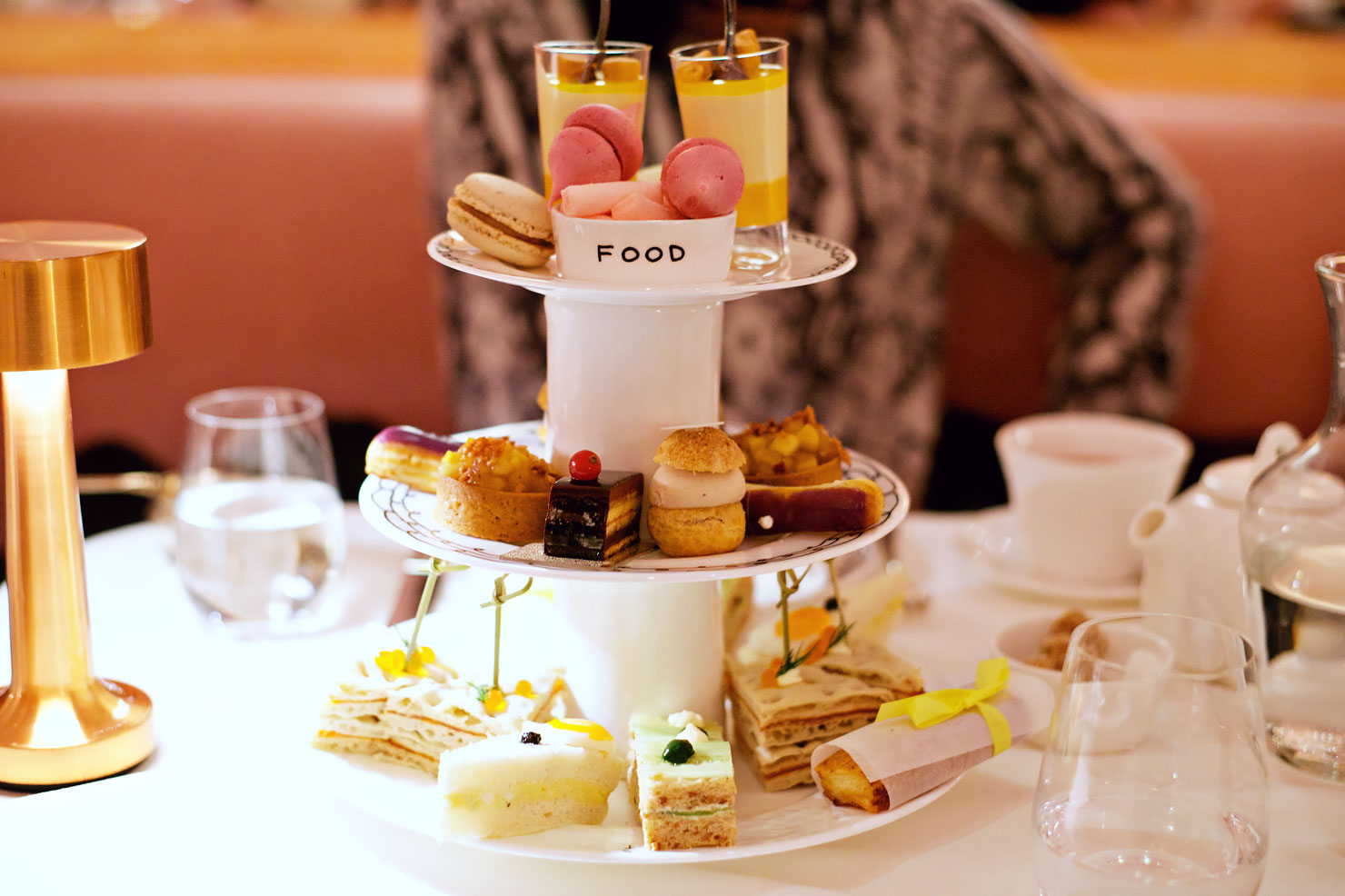 Pretty In Pink Afternoon Tea At Sketch | Urban Pixxels