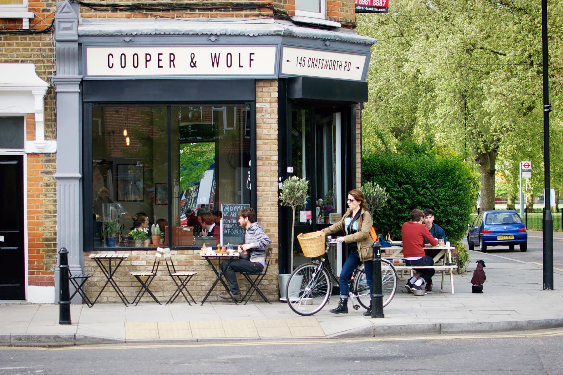 Best Cafes In South London