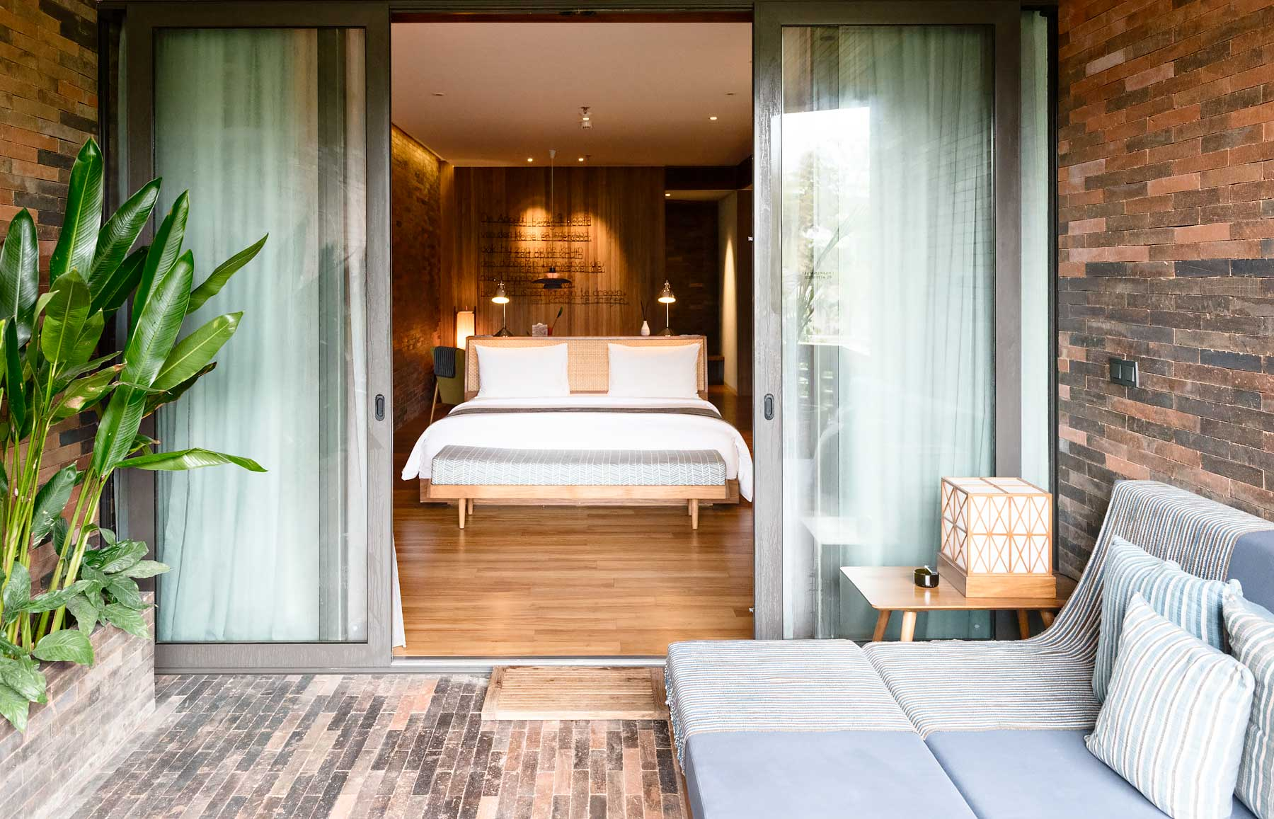 Katamama review bali 39 s coolest luxury boutique hotel for Design boutique hotel ubud