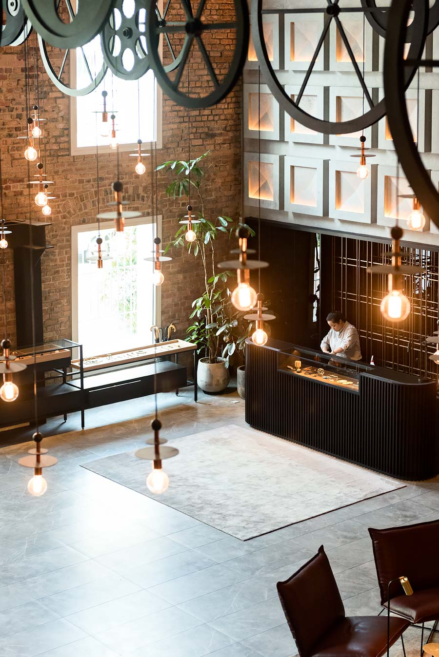 the warehouse hotel review: industrial chic in singapore | urban