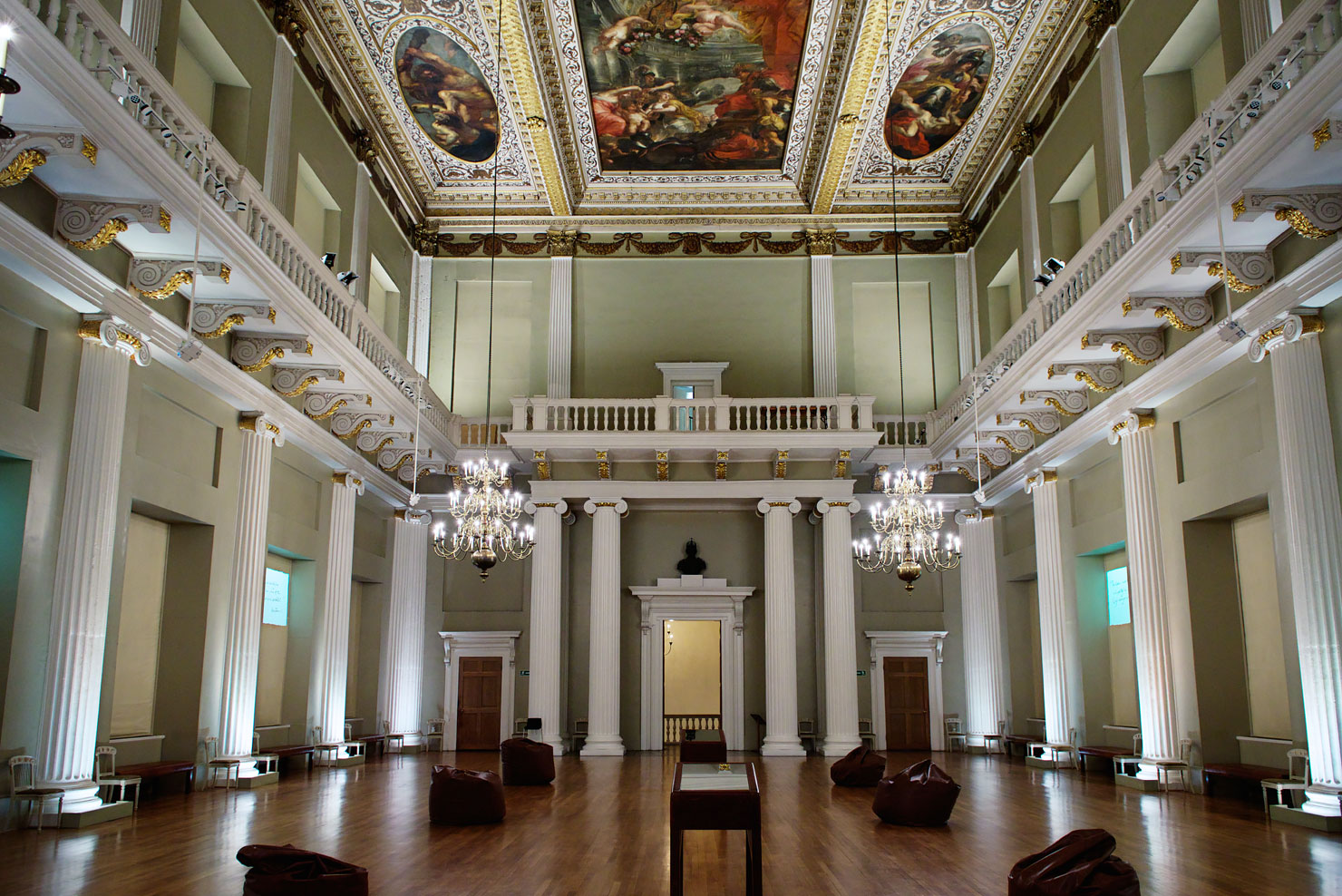 Somerset House Inigo Rooms