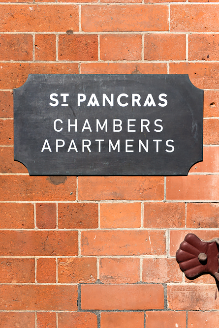 St Pancras Chambers Apartments