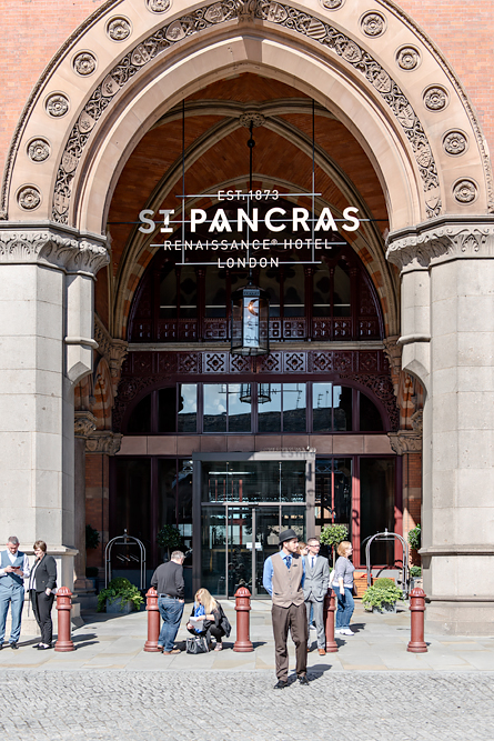A Tour Inside St Pancras Chambers Apartments As Part Of Open House London Weekend