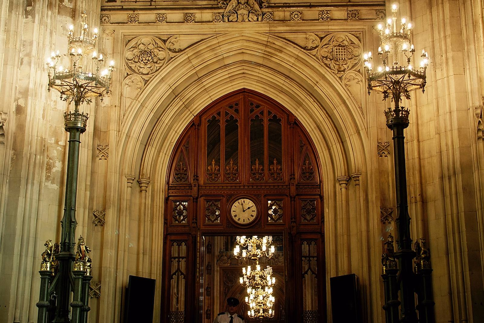 Inside The Houses Of Parliament Urban Pixxels