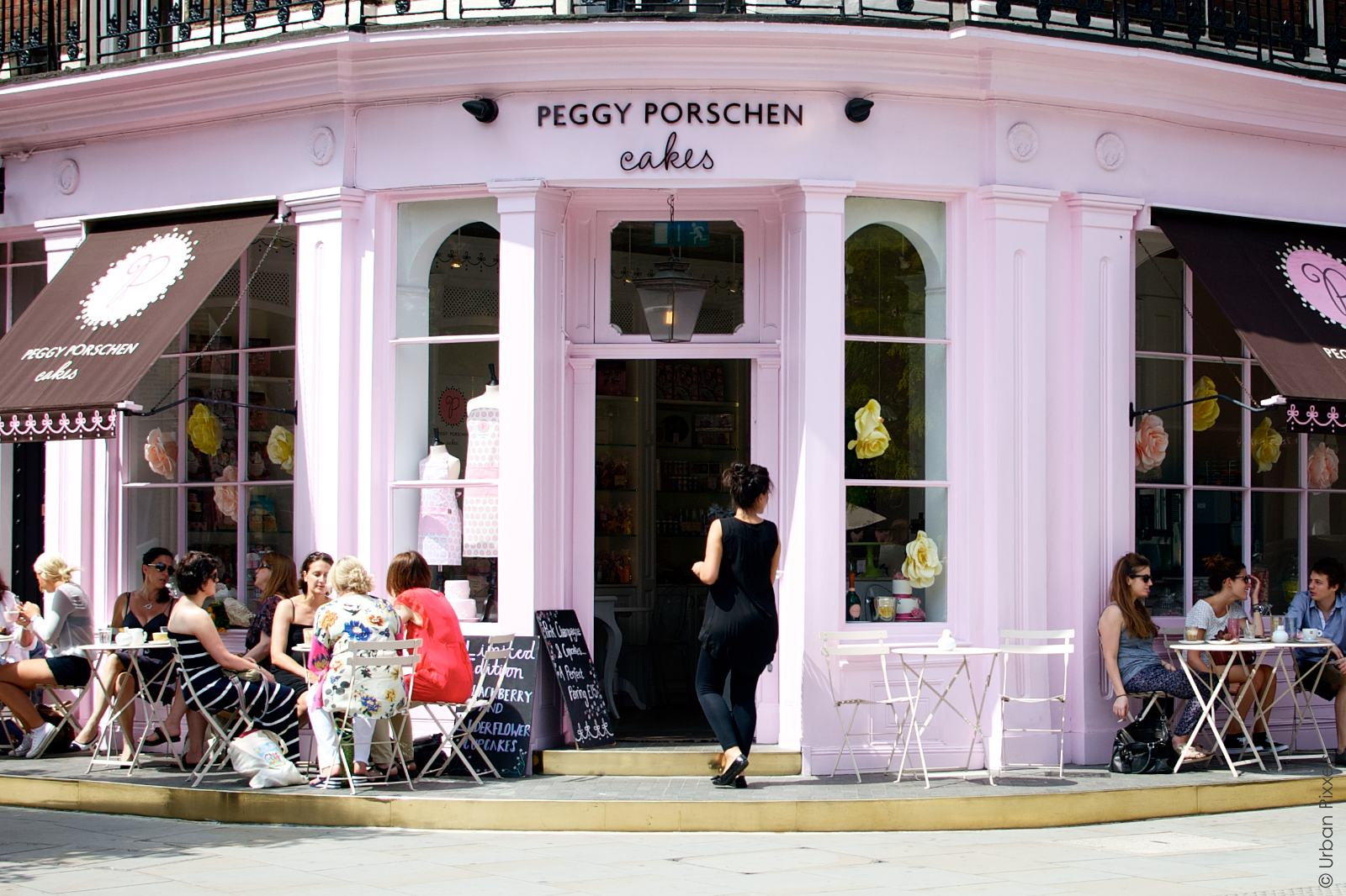 Peggy Porschen S Cupcake Heaven Urban Pixxels