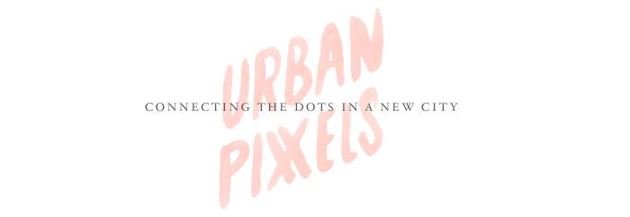 Urban Pixxels logo